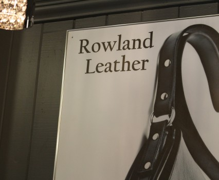Roland Leather in Merrickville, Ontario