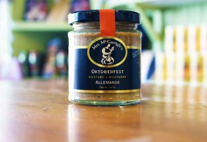Mrs. McGarrigle's Mustard