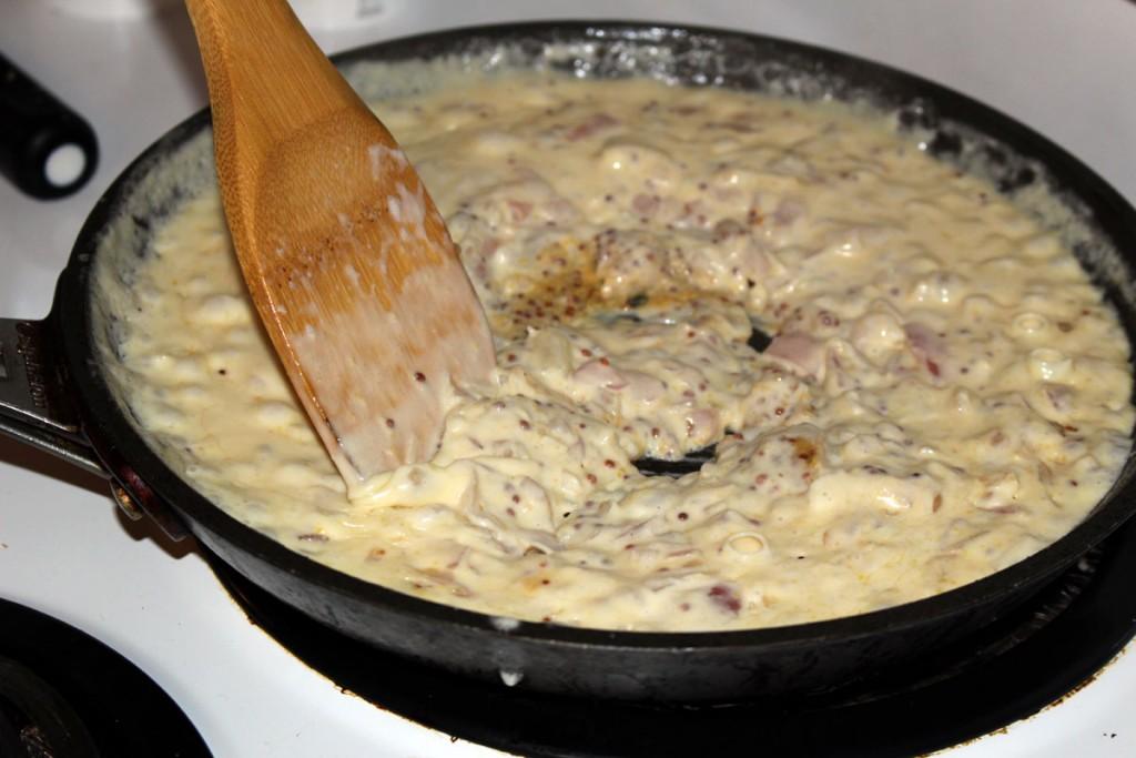 Mrs. McGarrigle's Creamy Onion Mustard Tarts