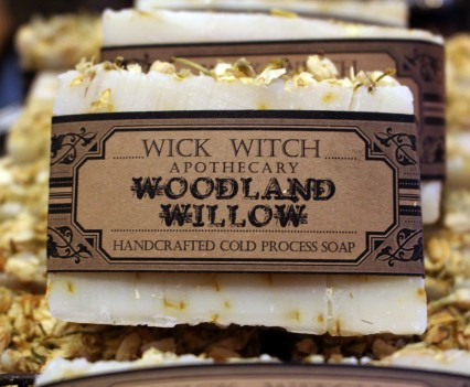 Wick Witch in Merrickville, Ontario